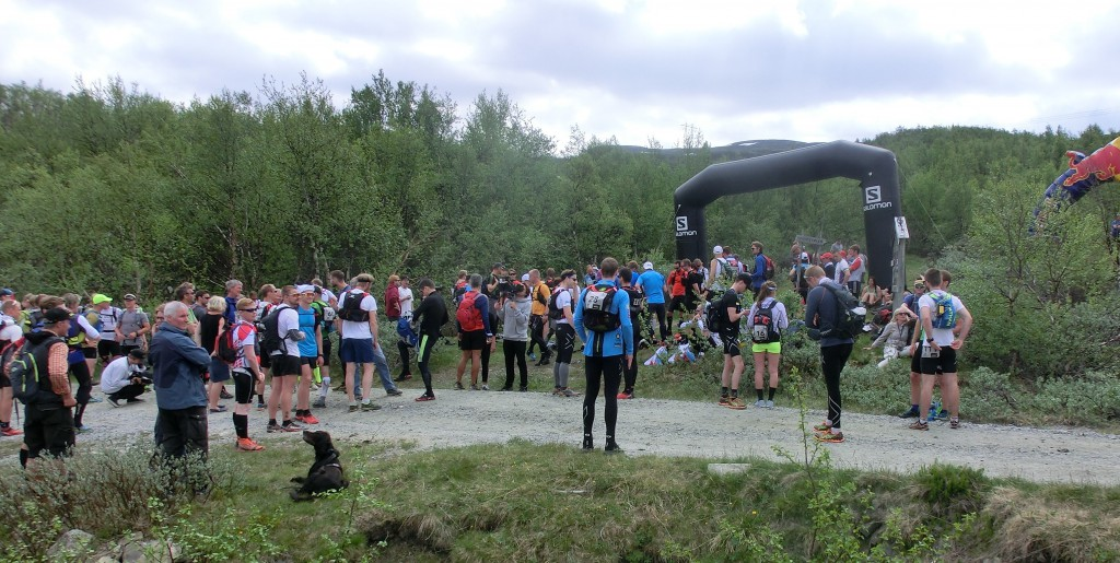 Start bei Ustaoset